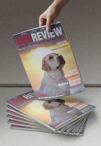 Интервью в журнал Dog Review